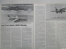 7/1980 ARTICLE 2 PAGES FUEL COSTS HASTEN VIASA PLANNING DC-8 DC-10 VENEZUELA