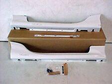 99- 05 Mazda Miata Large side sills  Bright white OEM NEW PT# NO53 V4 910G 09