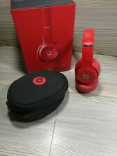 Beats by dre dr solo 2 wireless Red