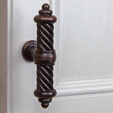 "3131-ORB- 3-1/2"" Twisted Steel Cabinet Dresser Knob - Oil Rubbed Bronze"