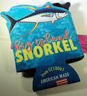 CAN CADDY CAN COOLER BIG ISLAND SNORKEL CAN HOLDER UNION & AMERICAN MADE