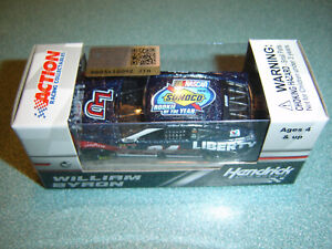WILLIAM BYRON #24 LIBERTY UNIVERSITY ROTY /CAMARO 2018 ACTION LIONEL 1/64 IN STK