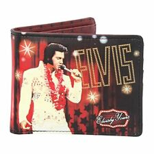 More details for elvis presley elvisly yours wallet - men's accessories - fan of the king - gift
