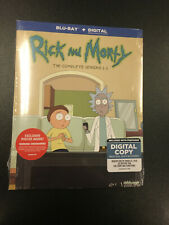 Rick and Morty: The Complete Seasons 1-3 (Blu-ray Disc, 2019)