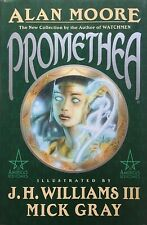 Promethea - Book One of the Magical New Series by Alan Moore (2000 Hardbound)