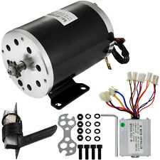 24V DC Electric Motor Speed Controller Pedal 500W Scooter Motor Minibike Razor