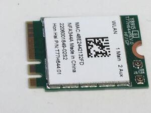 Dell Alienware 15 R2 Qualcomm Atheros Wifi Bluetooth Card QCNFA344A T77H644.01