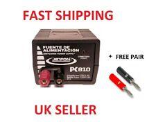 JETFON 810 13.8V 10 AMP PSU POWER SUPPLY 13.8V HAM RADIO CB UK PLUG