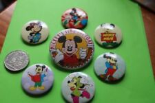 Disney Character Badges/Pin Collectable Enamel Badges