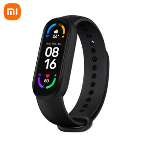 2021 Xiaomi Mi Band 6 AMOLEDS Smart Watch Blood Oxygen Fitness Tracker New