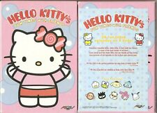 Hello Kitty's Animation Theater DVD Complete Collection (DVD, 2007, 4-Disc Set)