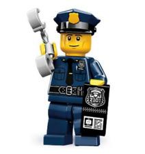 Lego Policeman 71000 Collectible Series 9 Minifigure