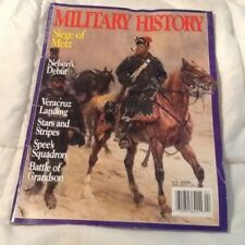Military History Magazine Siege Of Metz, Nelson's Debut April 1993 Spee's
