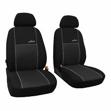 Sitzbezüge Sitzbezug Schonbezüge für Opel Astra Schwarz Modern MC-1 Komplettset