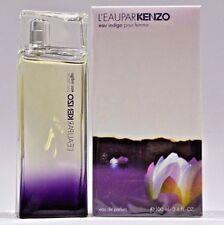 L'Eau Par Kenzo Indigo Pour Femme Eau De Parfum Spray 3.4 Oz / 100 ml Sealed Box