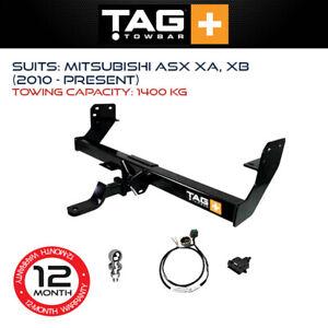 TAG Towbar Fits Mitsubishi ASX 2010-Present Towing Capacity 1400Kg 4x4 Exterior