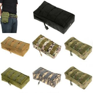 Outdoor Tactical Military Thigh Drop Leg Bag Utility Waist Belt Sports Pouch CO