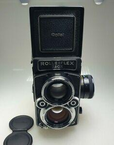 Rolleiflex 2,8 GX mit Planar 2,8/80 Rollei HFT Kamera