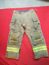 Mfg 2011 Morning Pride 36 X 30 Fire Fighter Turnout Pants Bunker Gear
