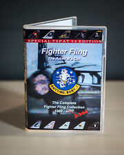 FIGHTER FLING The Complete Collection 1989-2004 F-14 Tomcat 2 Disc DVD Video Set