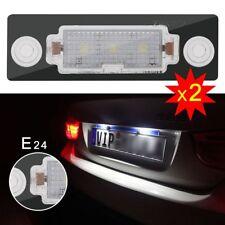 KENNZEICHENBELEUCHTUNG CANBUS LED VW T5 PASSAT 3C B6 CADDY TOURAN GOLF Canbus DE