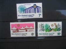 NEW ZEALAND 1970 WORLD FAIR OSAKA SET NHM SG 935/7