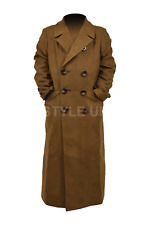 10th Tenth Doctor Who David Tennant Smith Casual Cotton Trench Coat -BEST PRIZES