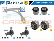 FOR AUDI TT QUATTRO S3 GOLF 4 FRONT WISHBONE BUSHES 2 BALL JOINTS MEYLE GERMANY