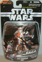 NEW STAR WARS CLONE COMMANDER CODY THESAGA COLLECTION #24 2006 ACTION FIGURE c8