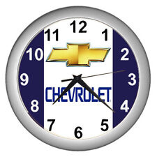 2021 brand Logo Car chevrolet Chevy Wall Clock