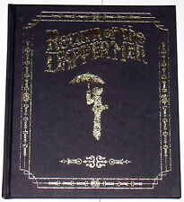 US return of the dappermen Leatherbound HC Limited 400! Archaia Eisner Winner