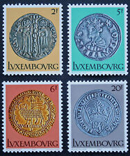 Timbre LUXEMBOURG Stamp - Yvert et Tellier n°953 à 956 n** (Cyn20)