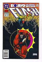 THE FLASH ANNUAL 5  (NM-) THE DARKNESS WITHIN (NETFLIX) *