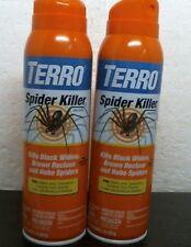 Woodstream T2302 Terro Spider Killer Spray, 2 Per Order