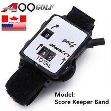 A99 Golf Score Watch Shot Counter Keeper band Bangle