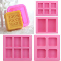 Silicone Ice Cube Round Candy Chocolate Cake Cookie Cupcake Soap Molds Mould DIY