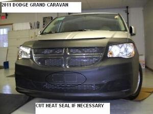 LeBra for Dodge Grand Caravan 2011 - 2019 Front End Cover Hood Mask 551272-01