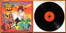 """RARE LP Original 1983 BOSTV """" Les mystérieuses cités d'or """" par le groupe Apollo"""