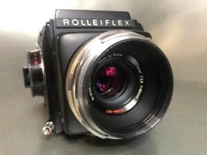 Rolleiflex SL66-X Medium Format Film Camera