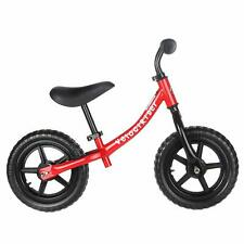 Kids Balance Bike Toddlers Self Balancing Bicycle Trainer Rider Learner Toy