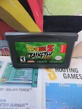 Game Boy Advance GBA:Dragon Ball Z Taiketsu [TOP & 1ERE EDITION] USA