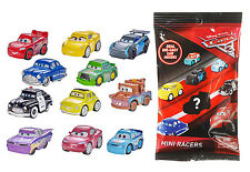 Disney Pixar Cars Mini Racers Blind Bag *Choose Your Favourite*