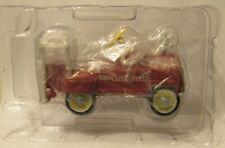 Hallmark 1999 Kiddie Car Classics 1955 Murray Fire Truck Nib Red and White