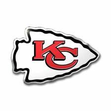 Team Promark CE3NF15 Color Auto Emblem Kansas City Chiefs
