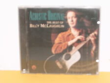 CD - BILLY MC LAUGHLIN - THE BEST OF - ACOUSTIC ORIGINAL