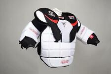 McKenney Ultra 8000 lacrosse goalie chest protector Large new goal pad lax cat 3