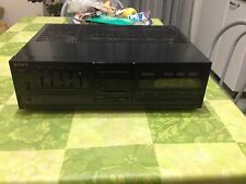 amplificatore sony vintage ta ax 430 amplifier musica