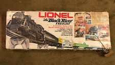 "1978 Lionel Big O27 ""The Black River Freight"" Train Set w/ bonus ToysRUs boxcar"