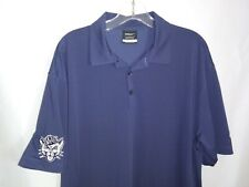 New listing BYU Brigham Young Cougars NIKE Dri Fit Polo Golf Shirt Men's Large L Blue