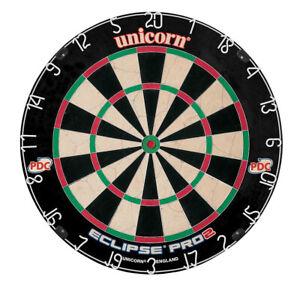 Unicorn Eclipse Pro2 Bristle Dartboard Dart Board PDC Endorsed